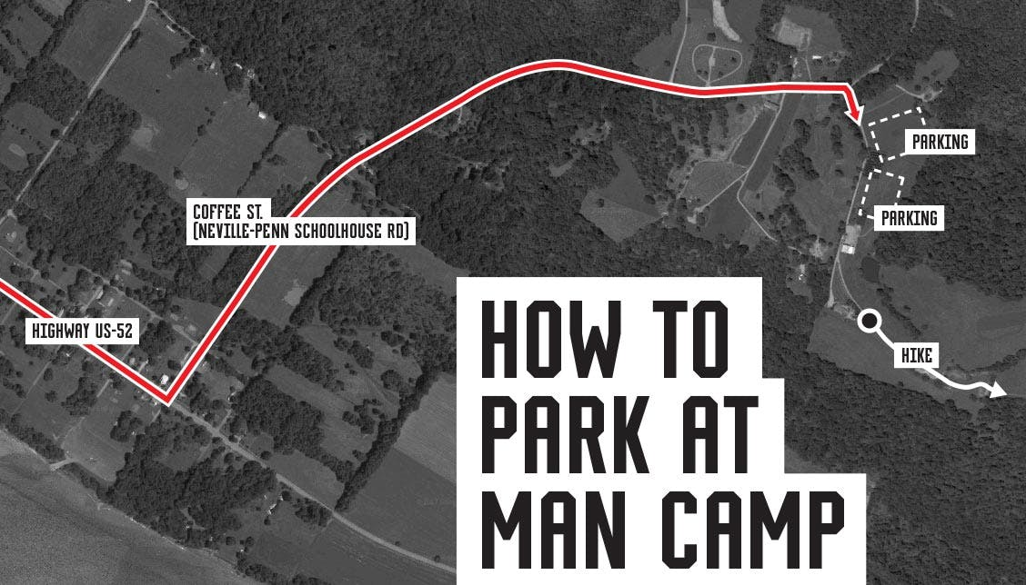 How to Park at Man Camp